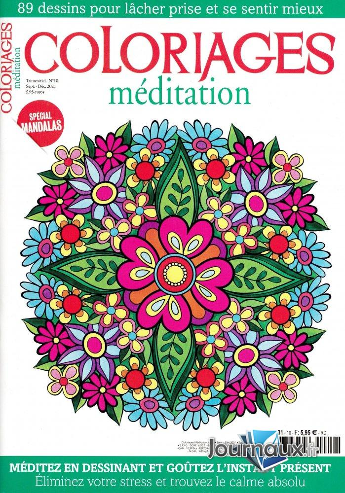 Coloriages Méditation