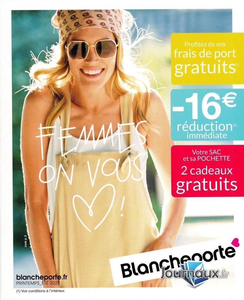 Catalogue Blanche Porte