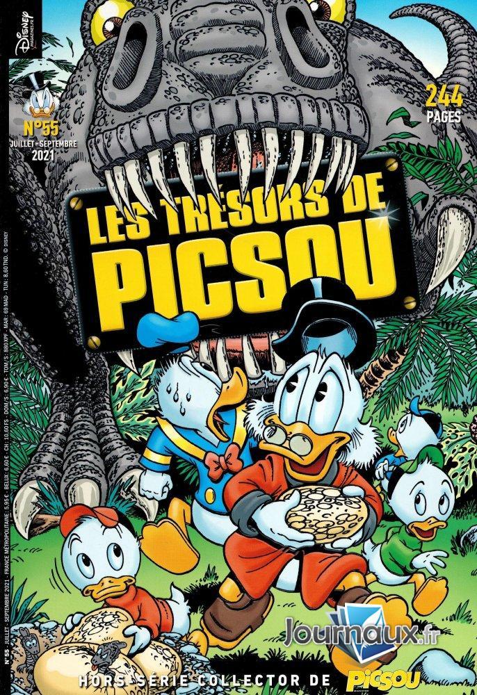 Les Trésors de Picsou Hors-Série