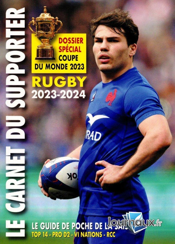 Le Carnet du Supporter Rugby 2021 - 2022