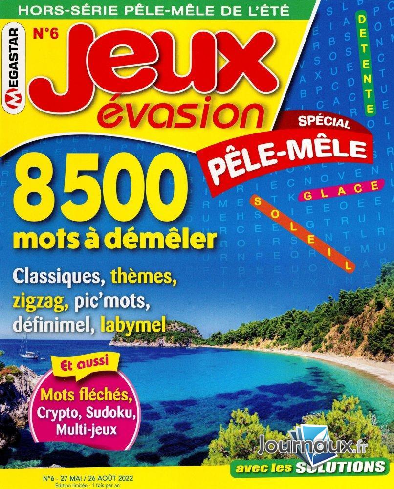 MG Jeux Evasion Hors-Série