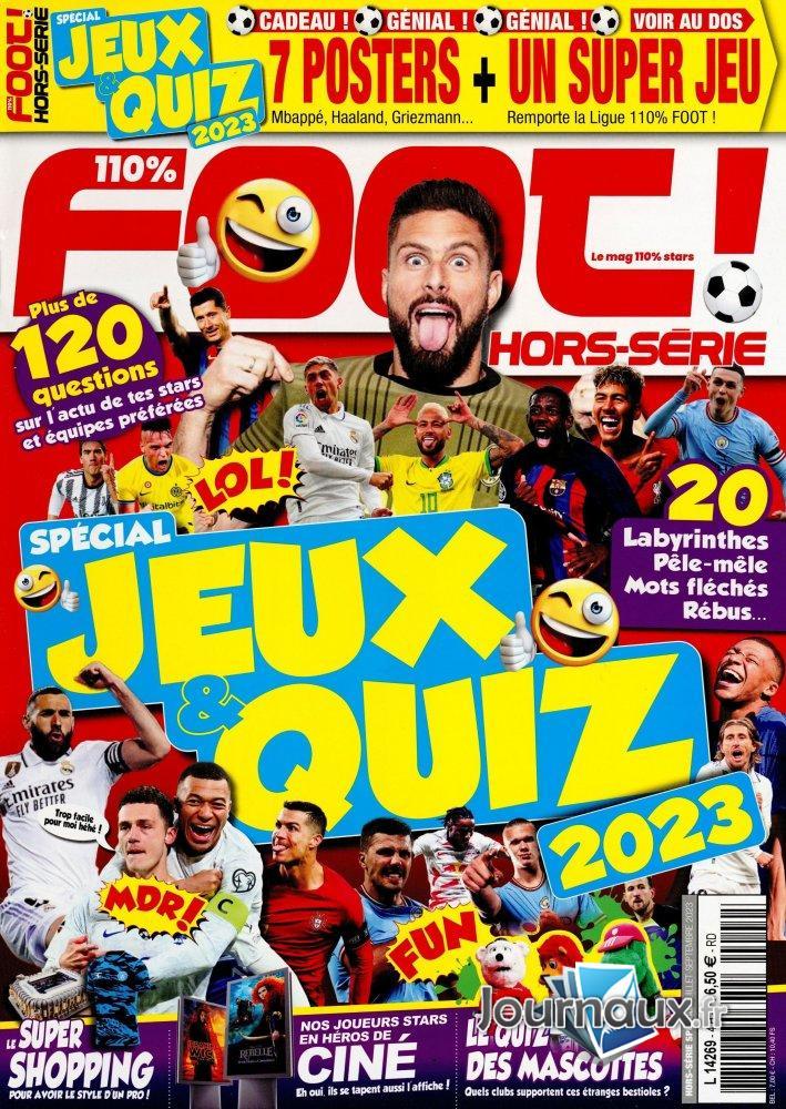 110% Foot Hors-Série - Tout sur Messi