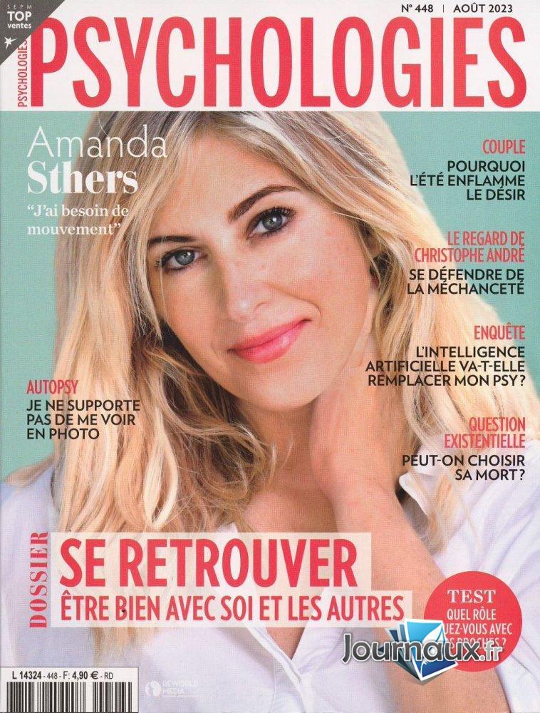 Psychologies Magazine Poche