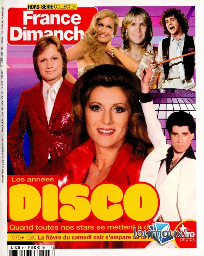 France Dimanche Hors-série Michel Sardou