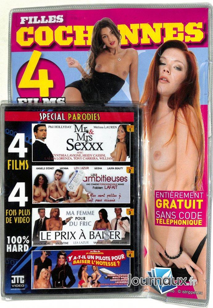 4 Films filles de l'est