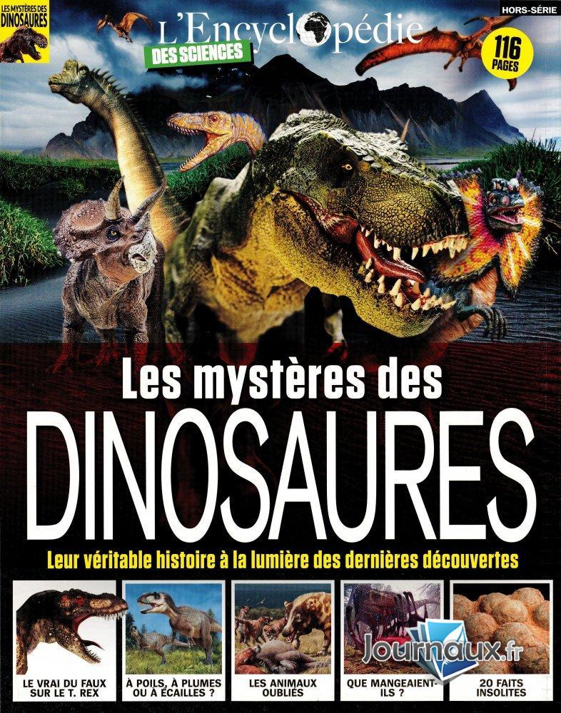 L'Encyclopédie Des Sciences Hors-Série