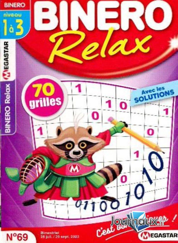 MG Binero Relax