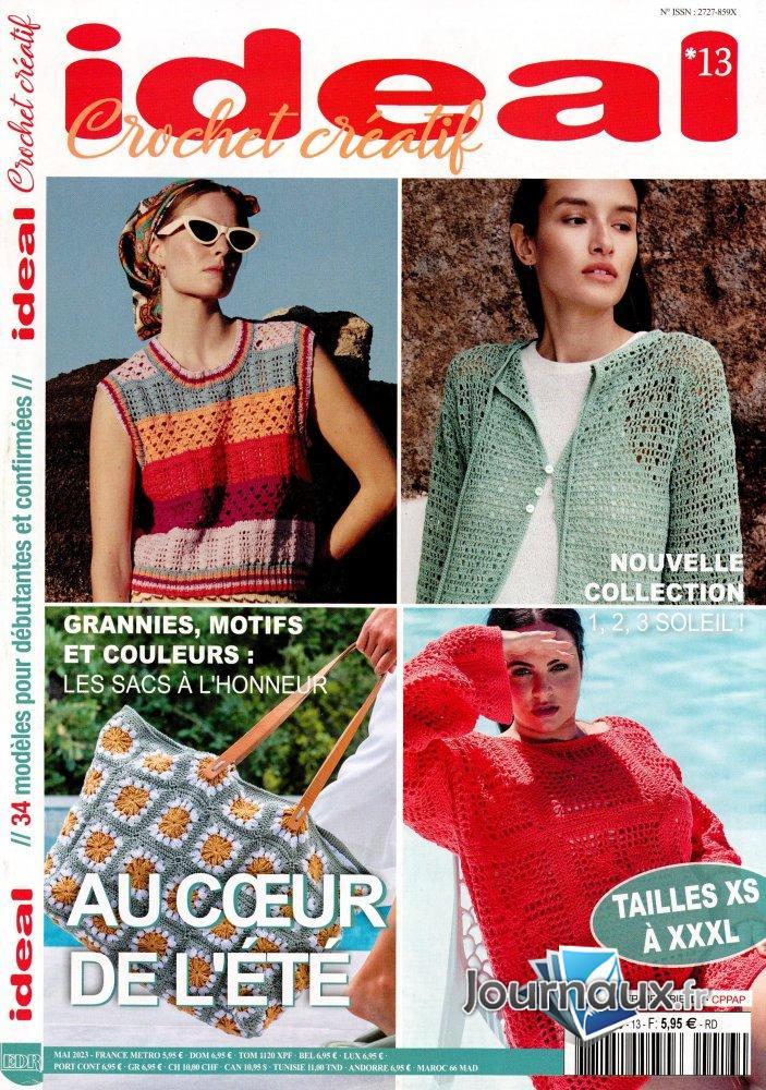 Ideal Crochet Créatif