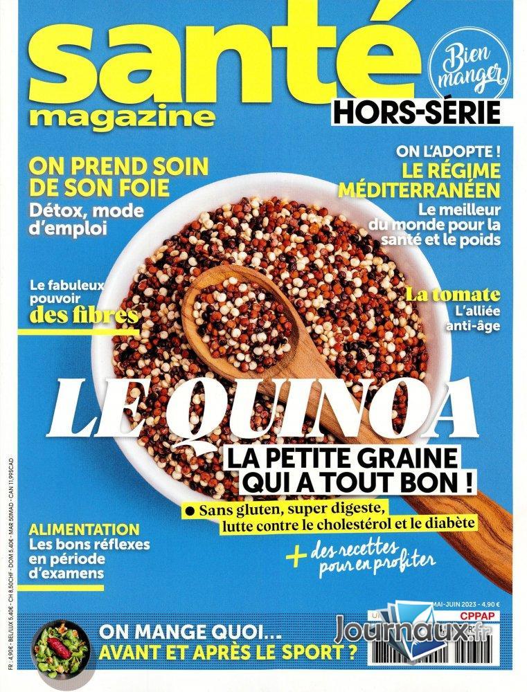 Santé Magazine Hors-Série Bien Manger
