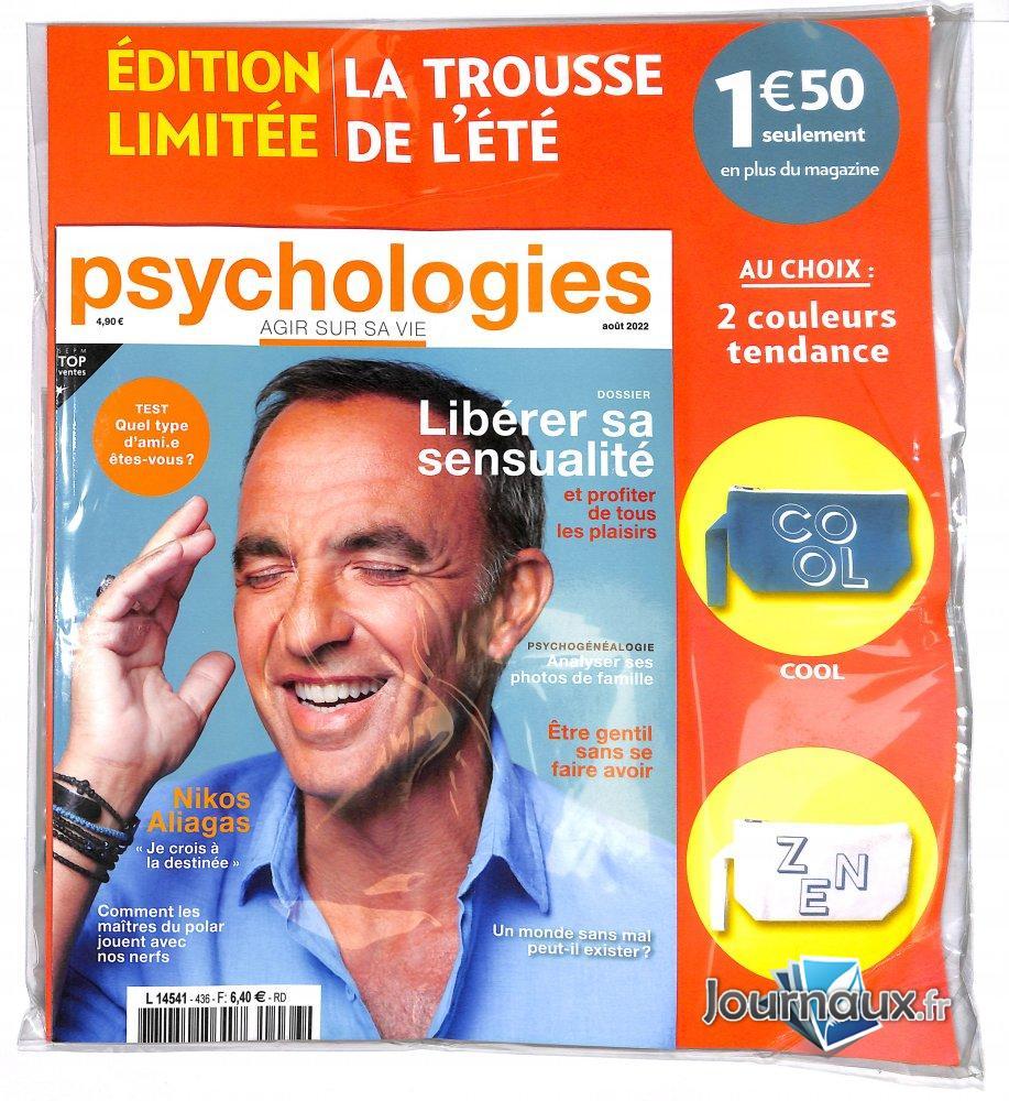 Psychologies Magazine + Cadeau