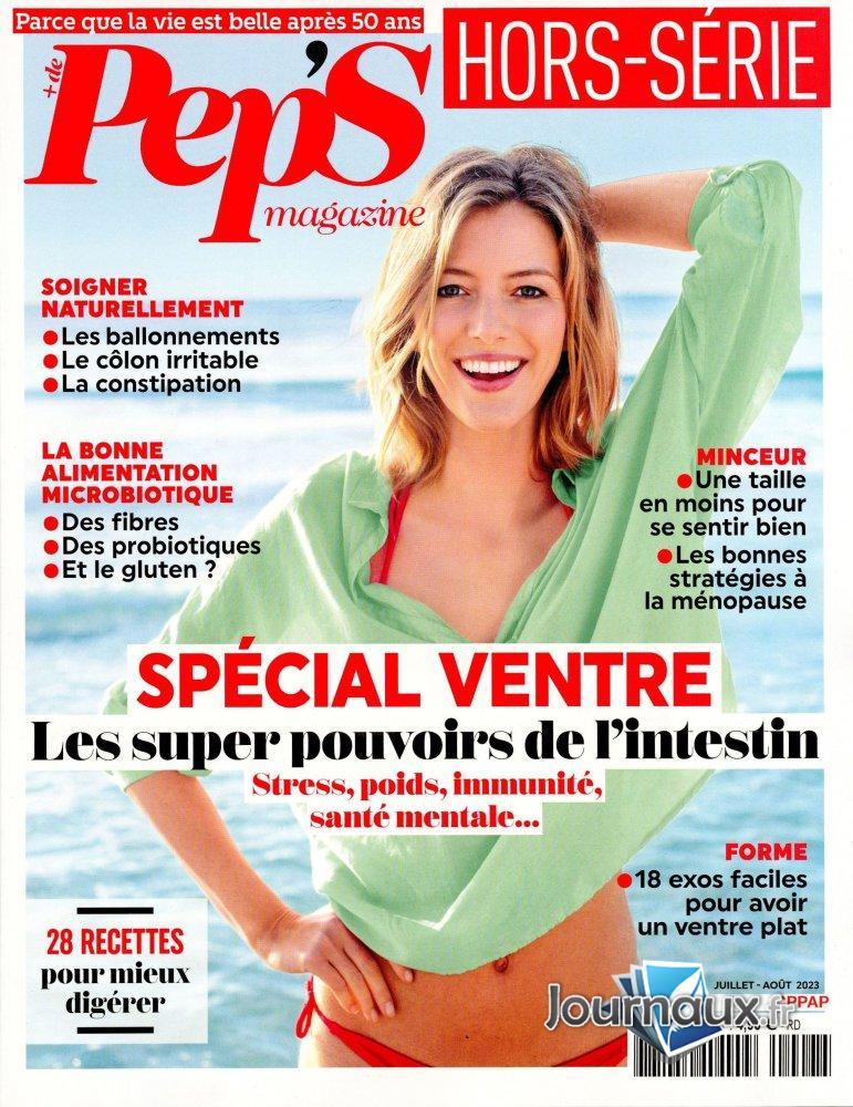 + de Pep's magazine Hors-Série