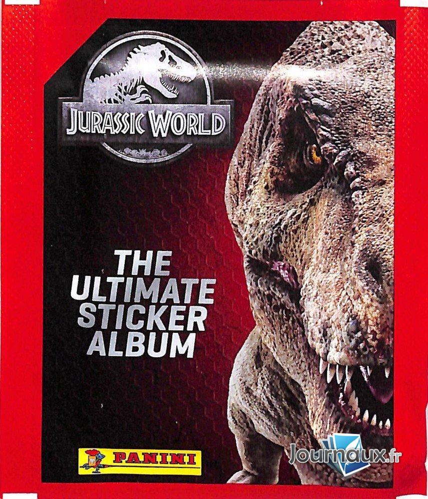Pochette Panini Jurassic World