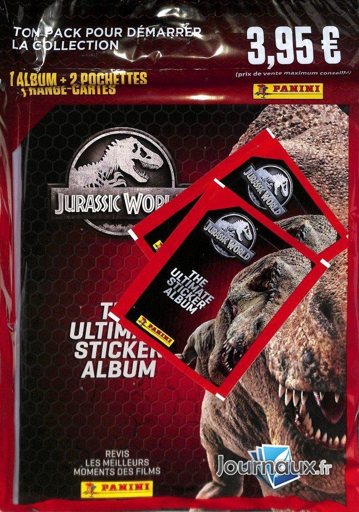 Album Panini Jurassic World