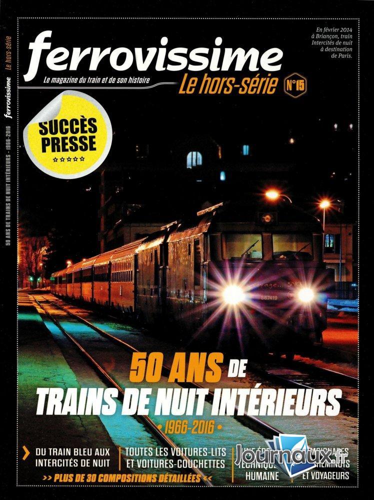 Ferrovissime Hors-Série (Succès Presse)
