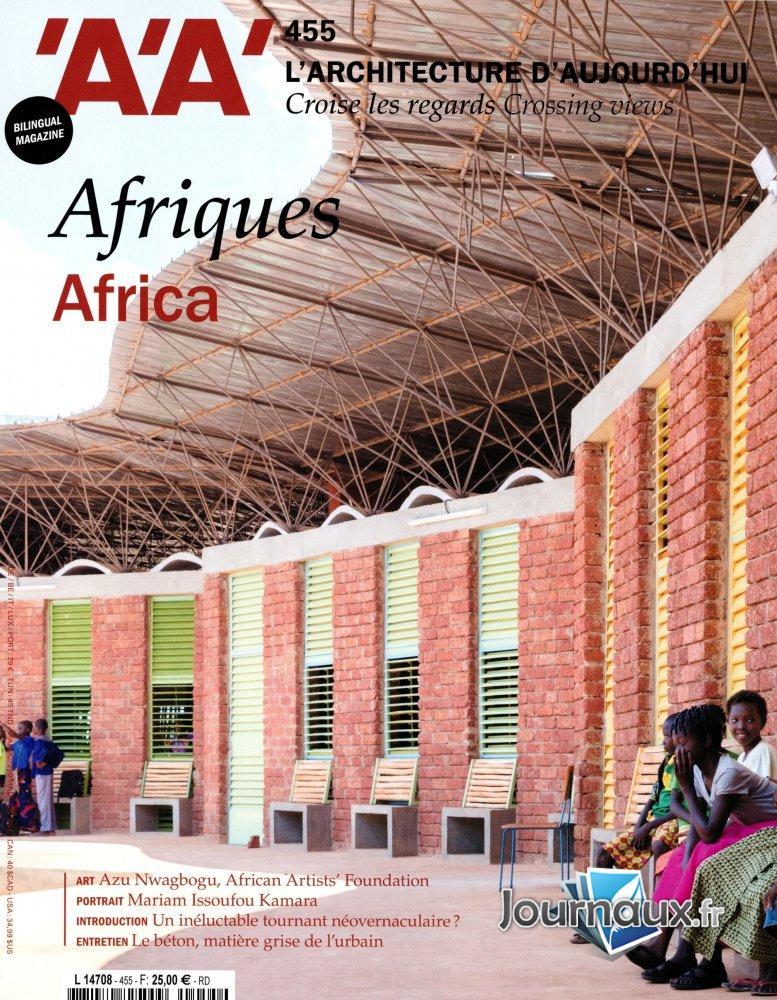 AA - L'Architecture d'Aujourd'hui