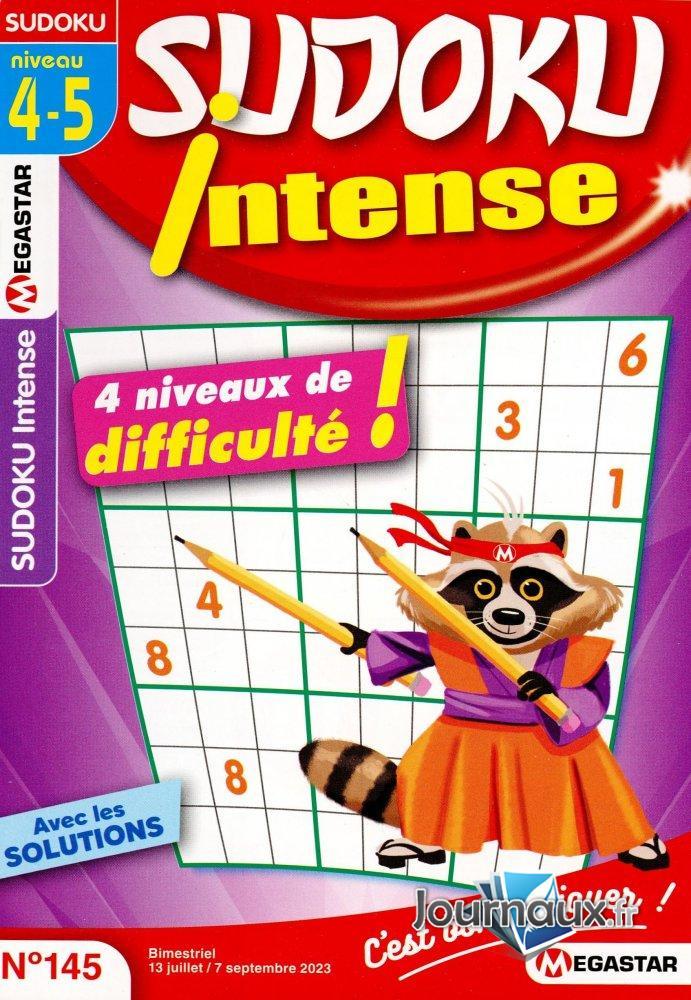 MG Sudoku Intense Niv 4-5