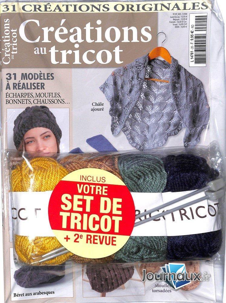 Créations au tricot