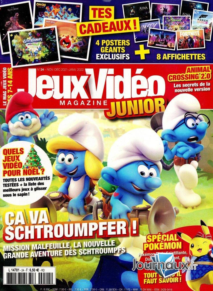 Jeux Vidéo Magazine.com Junior
