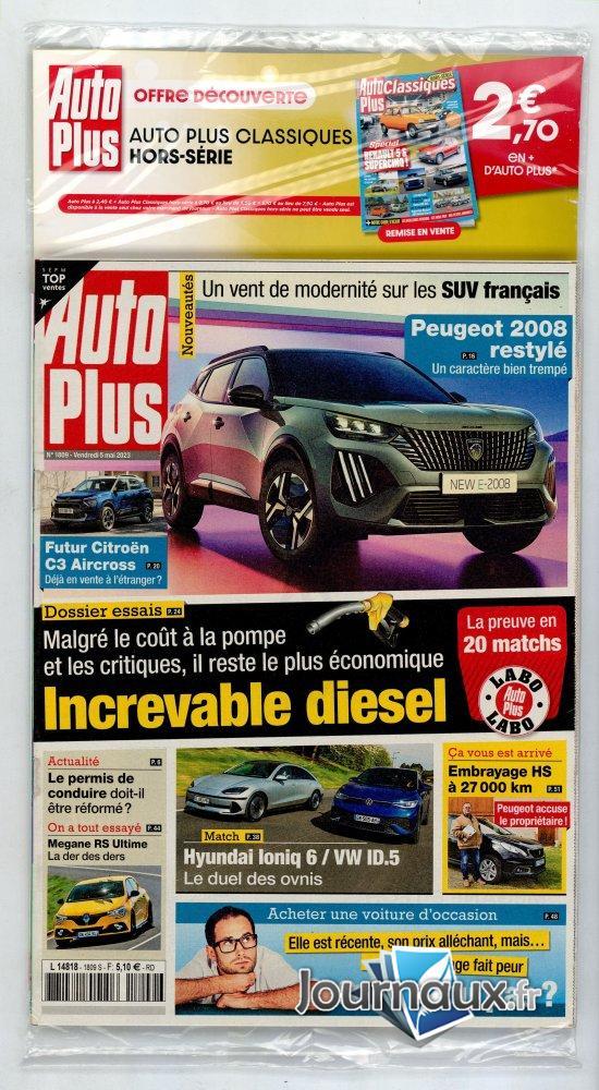 Auto Plus + Auto Plus Classiques Hors-Série