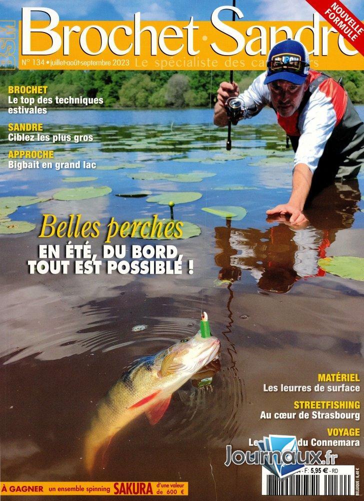 BSM Brochet Sandre Magazine