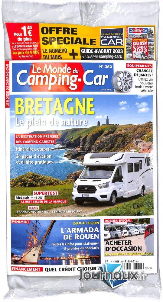 Le Monde du Camping-Car + Hors-Série