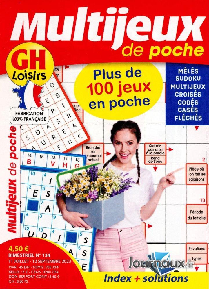 GH Multijeux de Poche