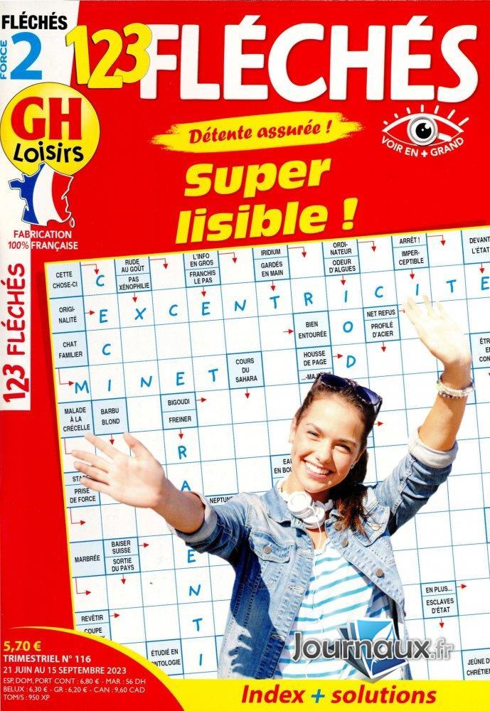 GH 123 Fléchés NIv2