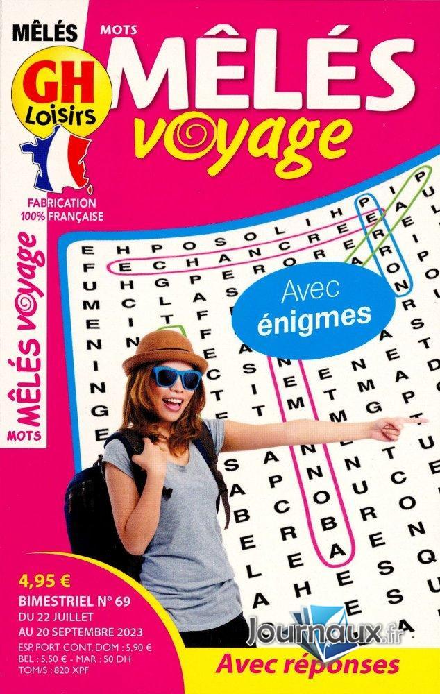 GH Mêlés Voyage