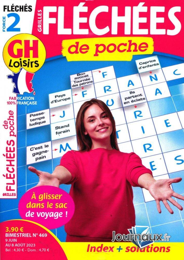 GH Grilles Fléchées de Poche Force 2