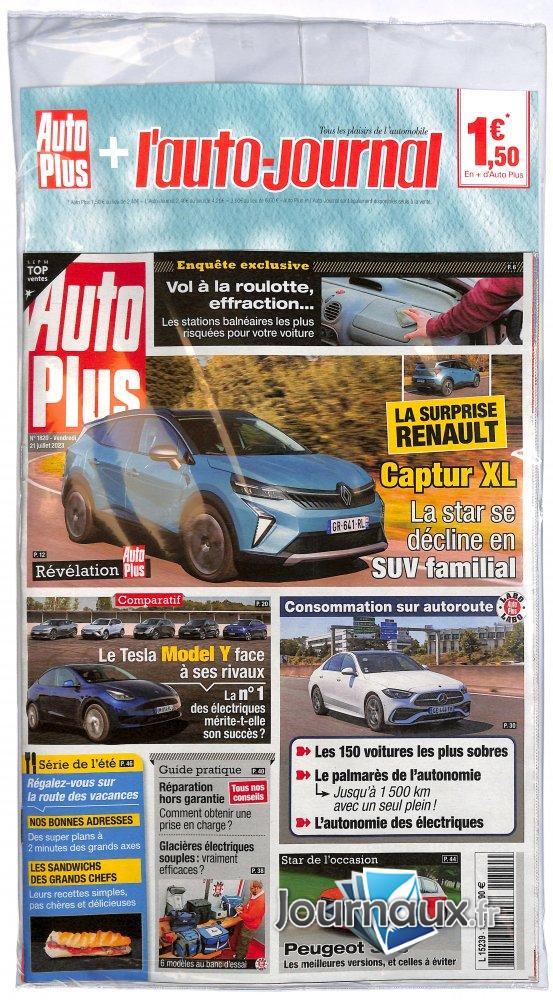 Auto Plus + L'Auto-Journal