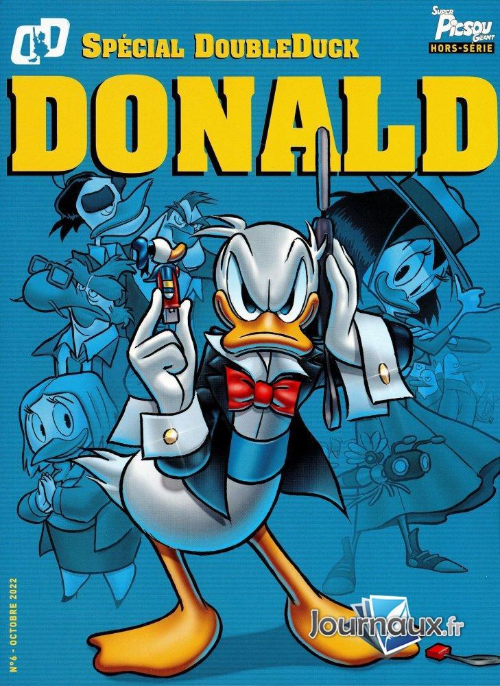 Donald Spécial DoubleDuck Hors-Série