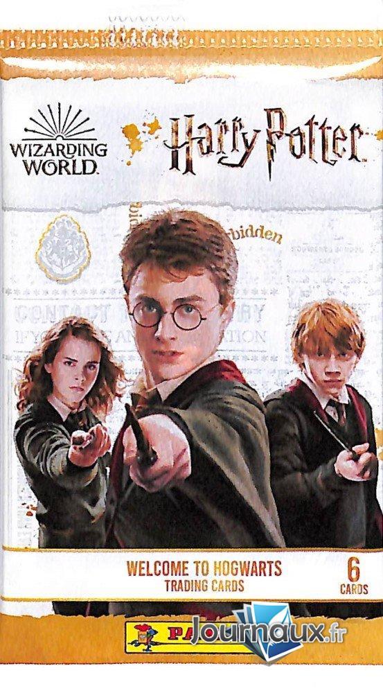 Cartes Harry Potter Panini