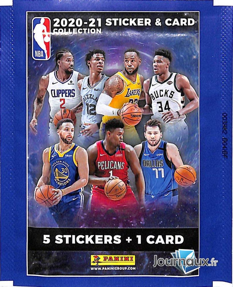NBA 2020/2021 Sticker