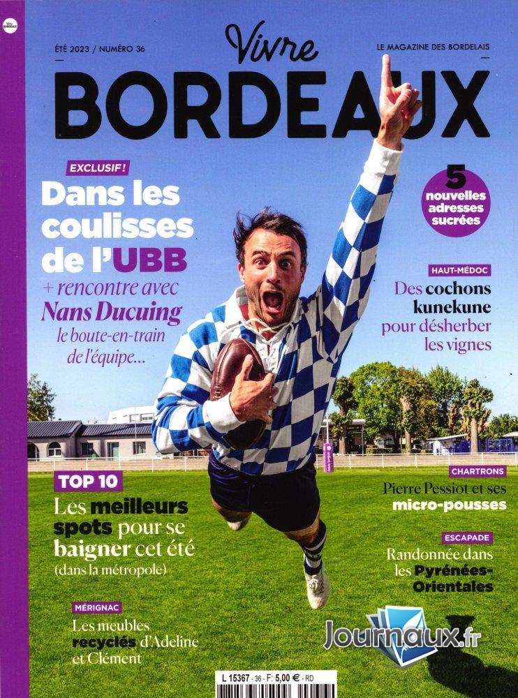 Vivre Bordeaux