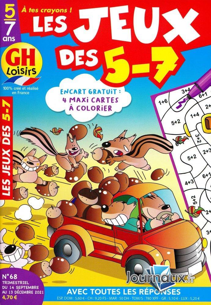 GH Les Jeux de 5-7 Ans