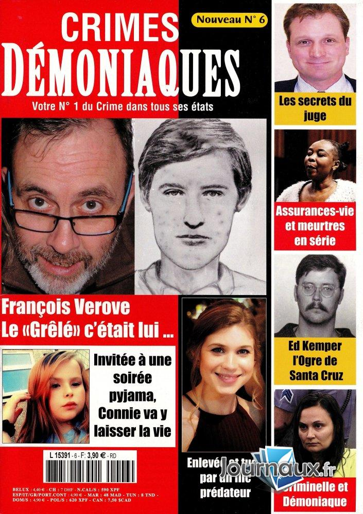 Crimes Démoniaque