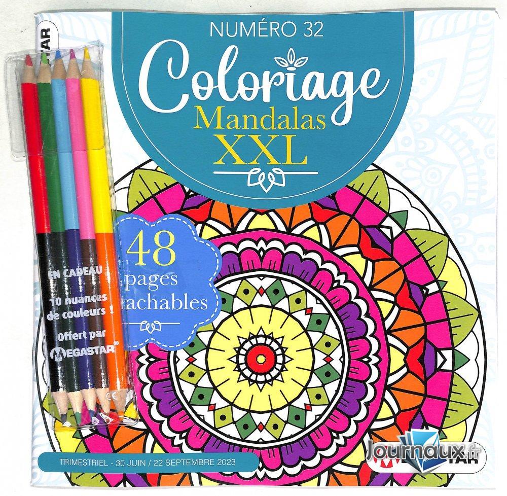 MG Coloriage Mandalas XXL