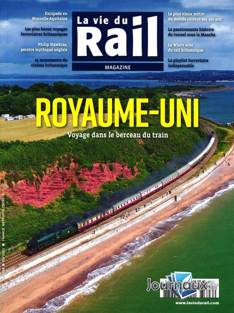 La Vie Du Rail Magazine