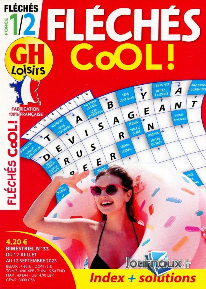 GH - Fléchés Cool ! Force 1-2