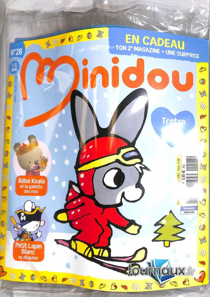 Minidou + Jouet