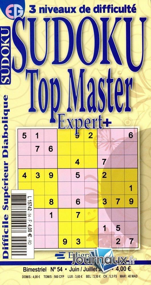 EG Sudoku Top Master Expert +