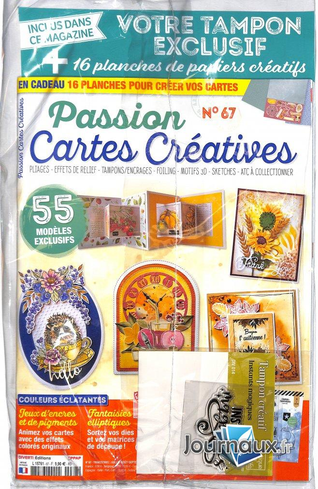 Passion Cartes Créatives