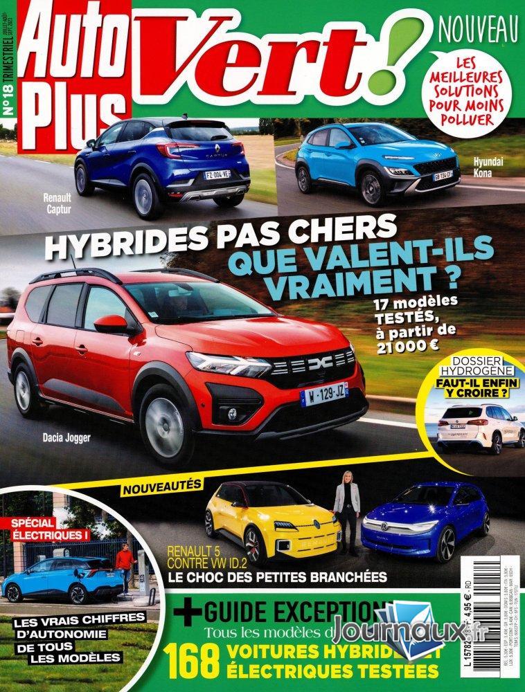 Auto Plus Vert!