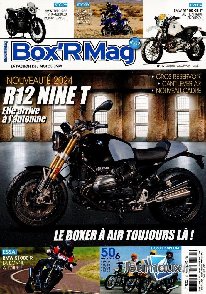 Box'R Mag