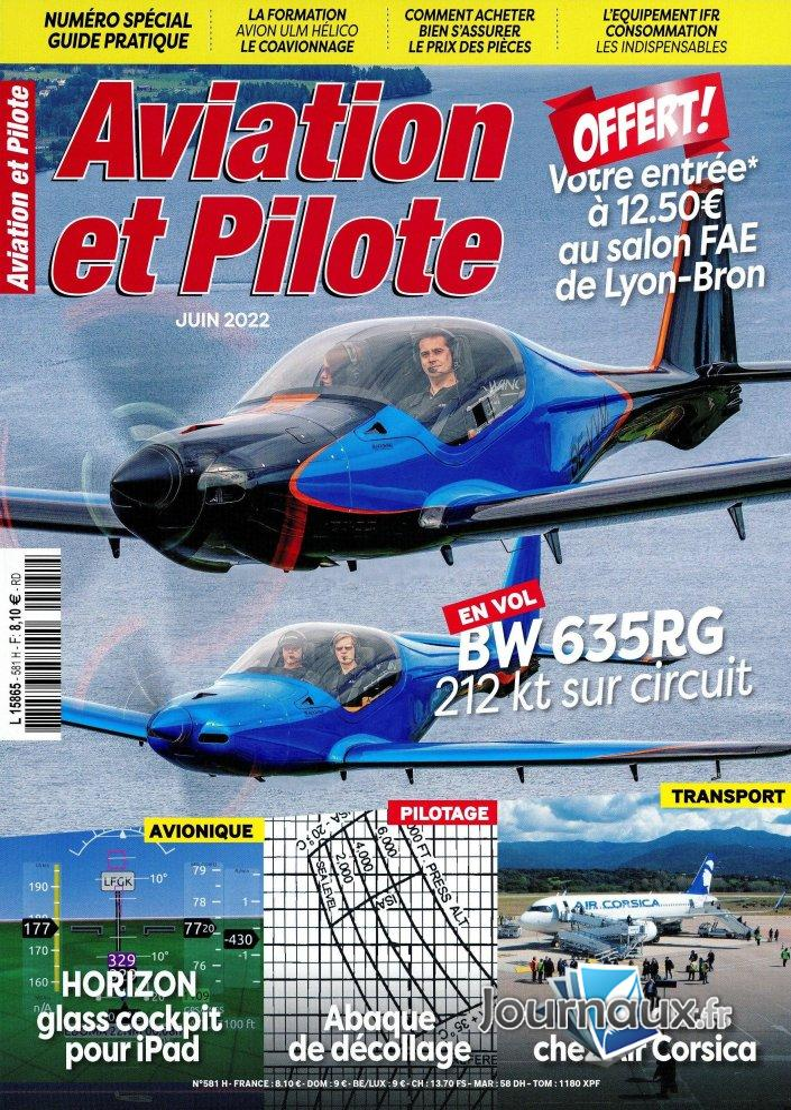Aviation et Pilote Hors-Série
