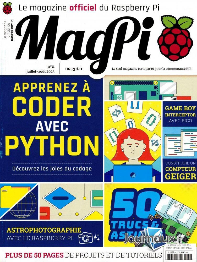 MagPi - Elektor