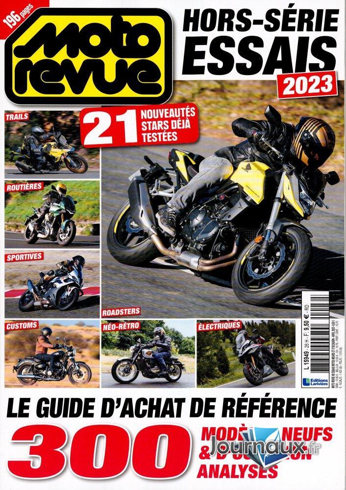 Moto Revue Hors-Série Essais