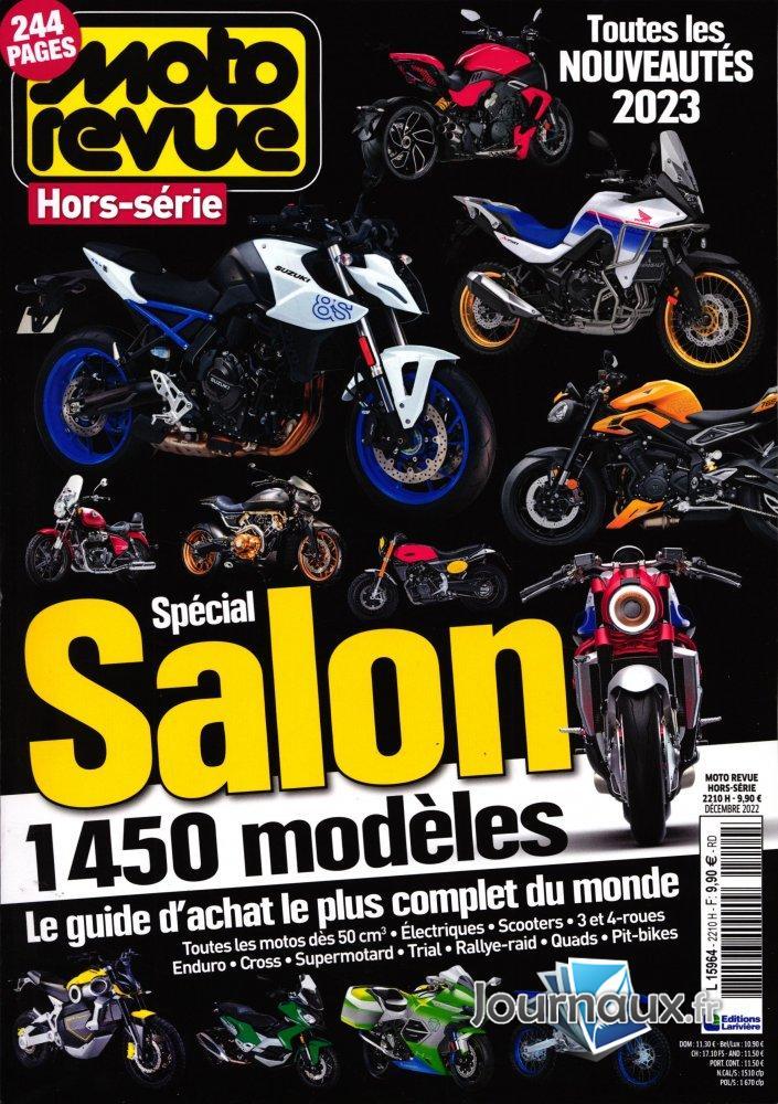 Moto Revue Hors-Série Salon
