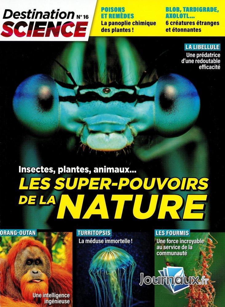Destination Science Le Magazine