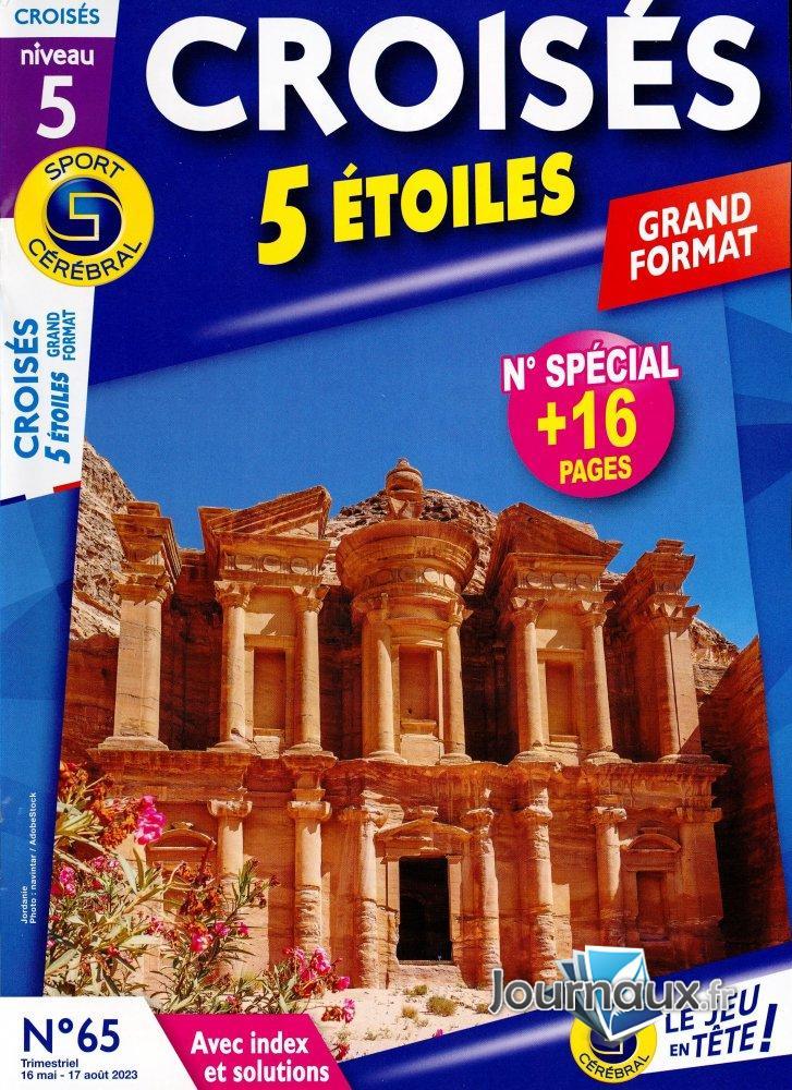 SC Croisés 5 étoile Grand Format Niveau 5